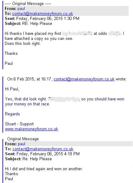 Pauls' Result