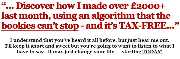 algorithm-betting-review