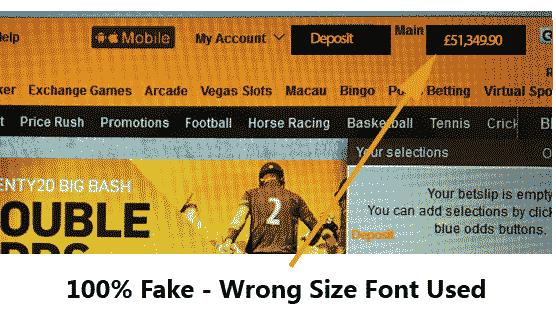 fake-screenshot
